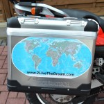 Zega Pro Cases with map