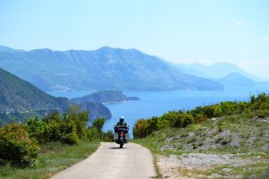 montenegro road 300x200 The first three weeks