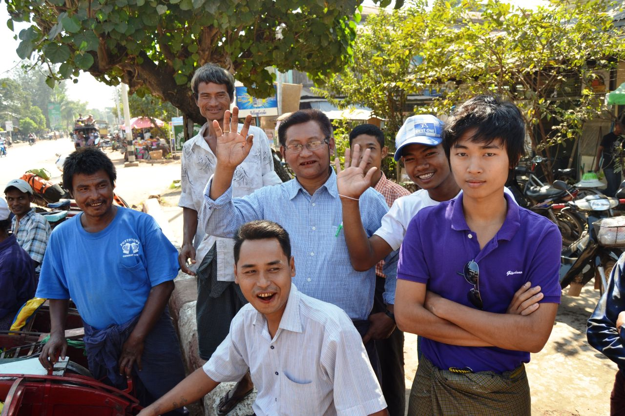 Myanmar / Burma – wundervolles Land voller wunderbarer ...