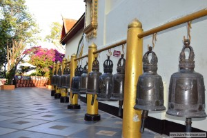 Doi Suthep near Chiang Mai