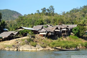 Village in Northern Thailand