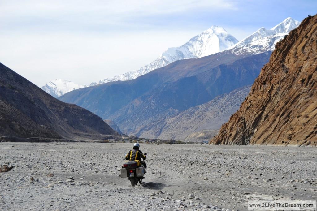 2. November 2012 - Annapurna / Nepal