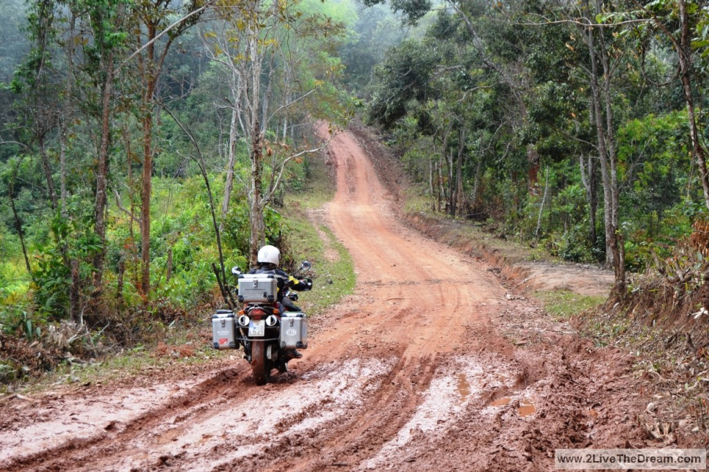 2. Februar 2013 - Nord-Laos