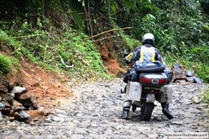 Bad roads in Java