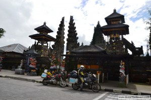 Bali - Temples everywhere