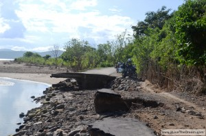 Adventure roads in Sumbawa