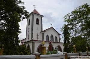 Cathedral in Dili - Timor Leste