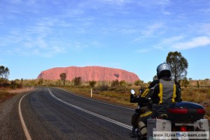 Ayers Rock - worth the visit!
