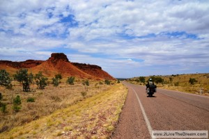 no traffic in western australia