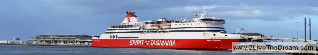 Next stop: Tasmania!