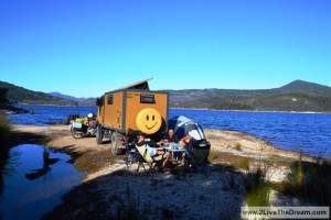 Camping with Peter and Susanna